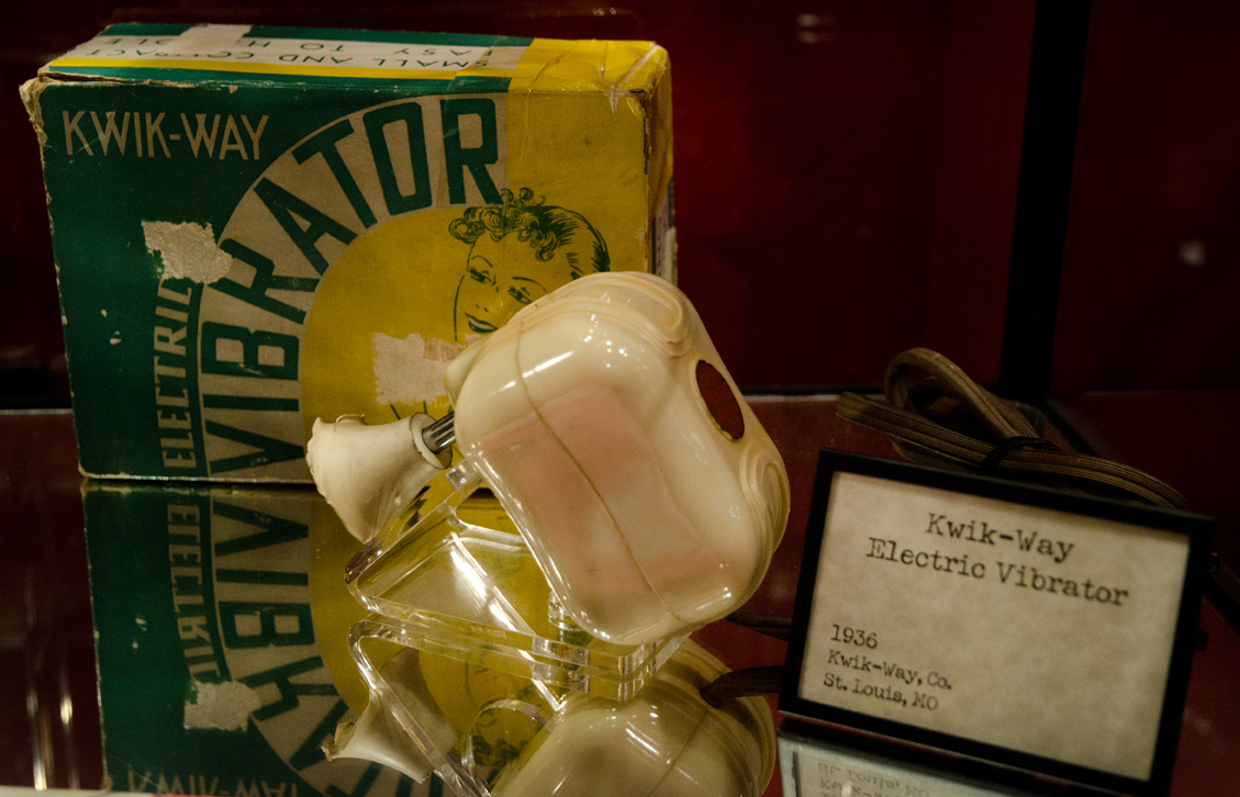 Antique Vibrator Tour