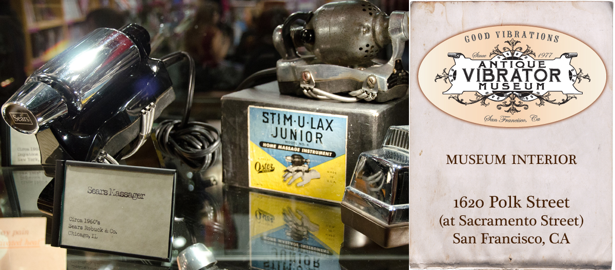 Antique Vibrators